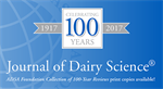 ADSA Foundation Collection of 100-Year Reviews